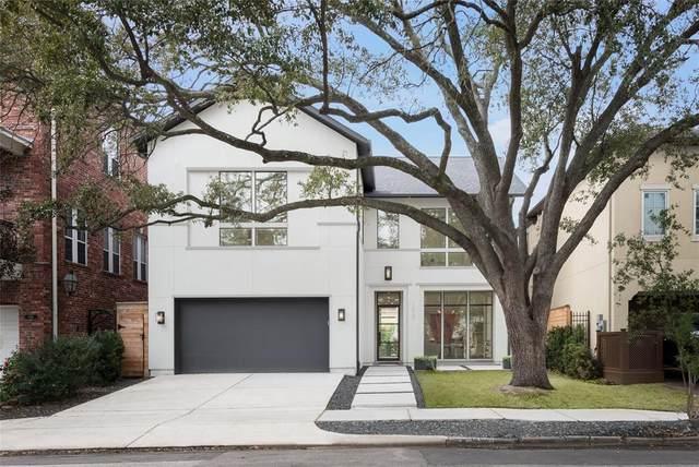 1606 Mcduffie Street, Houston, TX 77019 (MLS #40473010) :: CORE Realty