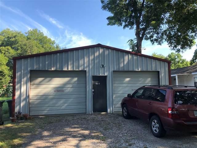 4701 Orange Street, Bacliff, TX 77518 (MLS #40481235) :: Caskey Realty