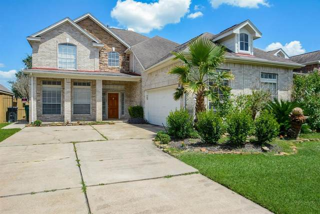 11902 Miramar Shores Drive, Houston, TX 77065 (MLS #40484726) :: The Home Branch