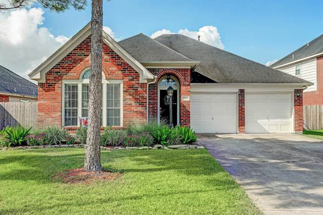 3614 Crescent Drive, Pearland, TX 77584 (MLS #40494355) :: The Heyl Group at Keller Williams