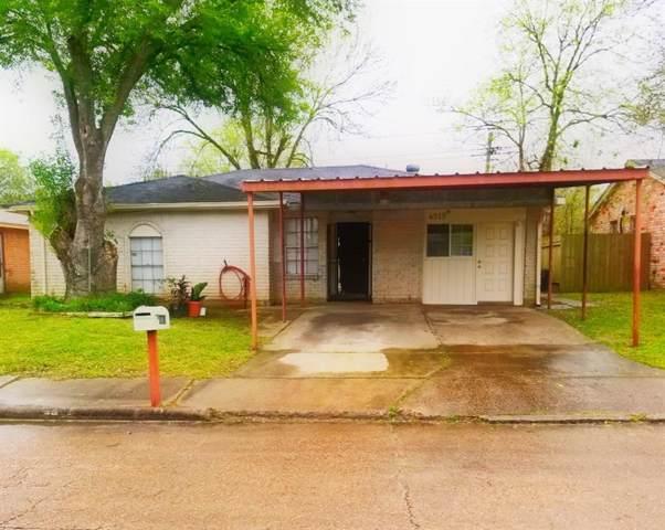 4919 E Ridge Creek Drive, Houston, TX 77053 (MLS #40495348) :: Texas Home Shop Realty