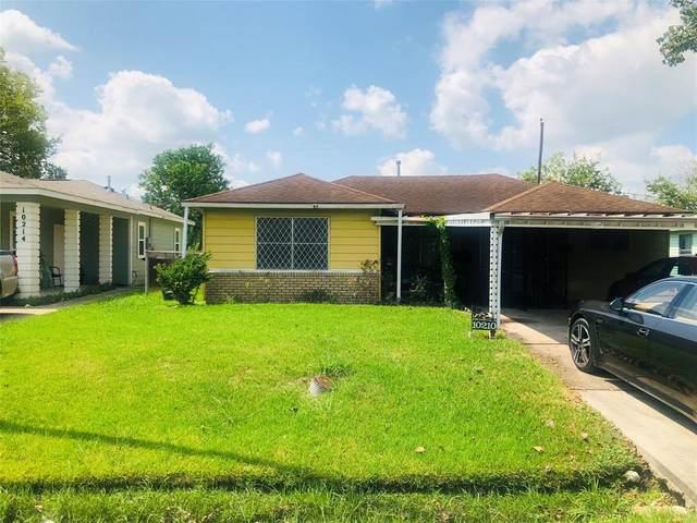 10210 Buffum Street, Houston, TX 77051 (MLS #40499140) :: The Freund Group