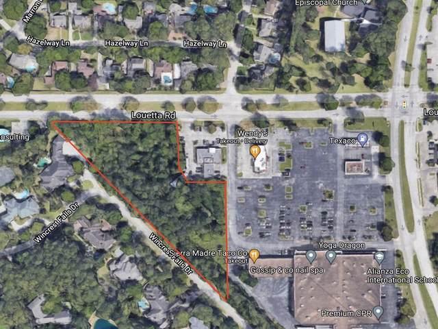 0 Louetta Road, Cypress, TX 77429 (MLS #40500336) :: Parodi Group Real Estate