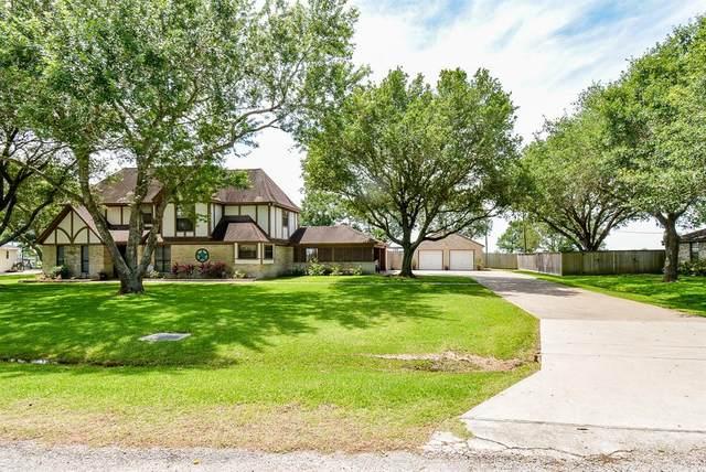 527 Meadowbrook Drive, El Campo, TX 77437 (MLS #4050450) :: Ellison Real Estate Team