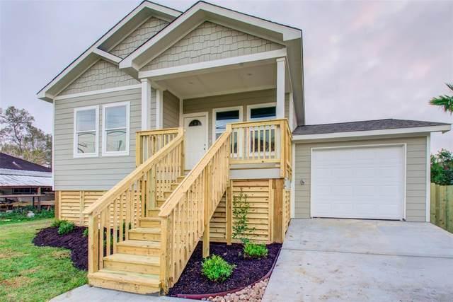 3610 Timber Dr, Dickinson, TX 77539 (MLS #40515428) :: Ellison Real Estate Team