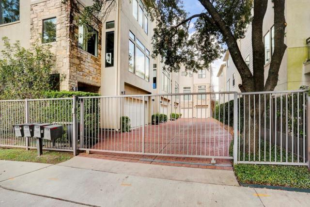 1112 Autrey Street C, Houston, TX 77006 (MLS #40520342) :: REMAX Space Center - The Bly Team