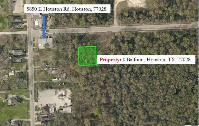 o Balfour, Houston, TX 77028 (MLS #40522389) :: Giorgi Real Estate Group