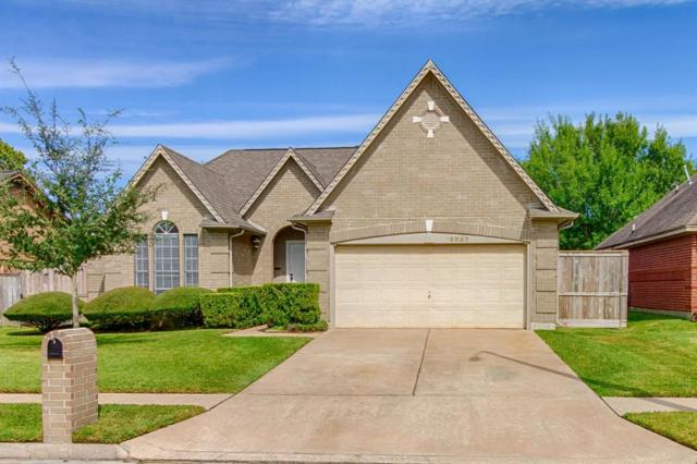 5927 Ray Drive Drive, Pasadena, TX 77505 (MLS #40534219) :: The SOLD by George Team