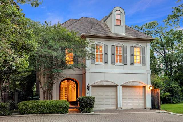 57 Briar Hollow Lane #2, Houston, TX 77027 (MLS #40536080) :: Lerner Realty Solutions