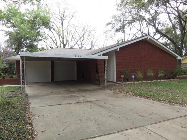 1209 Norwood Street, Deer Park, TX 77536 (MLS #40537522) :: JL Realty Team at Coldwell Banker, United