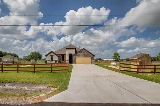 6321 County Road 308, Rosharon, TX 77583 (MLS #40541813) :: The Queen Team