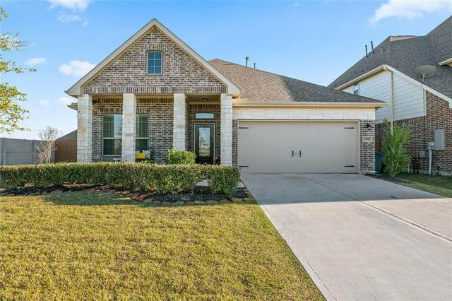 2854 Allesia Lane, League City, TX 77573 (MLS #40543893) :: The SOLD by George Team