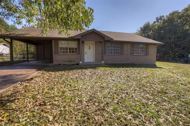 521 Avenue J, Huntsville, TX 77320 (MLS #40547016) :: Ellison Real Estate Team