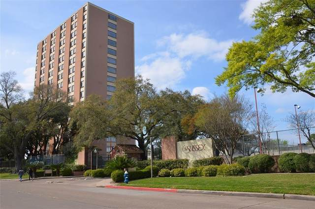 7510 Hornwood Drive #303, Houston, TX 77036 (MLS #40550241) :: My BCS Home Real Estate Group