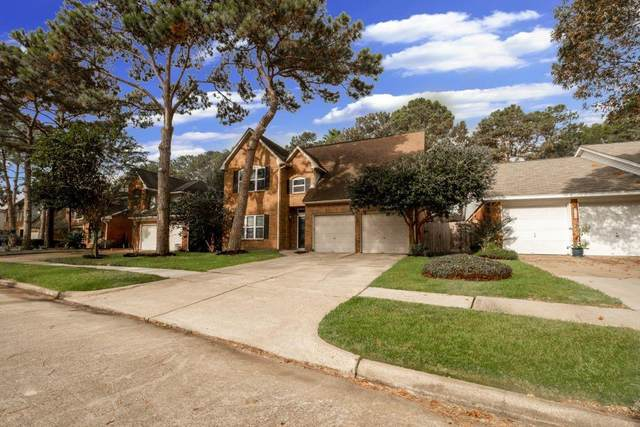 7719 Hidden Oaks Lane, Houston, TX 77095 (MLS #40559128) :: The Freund Group