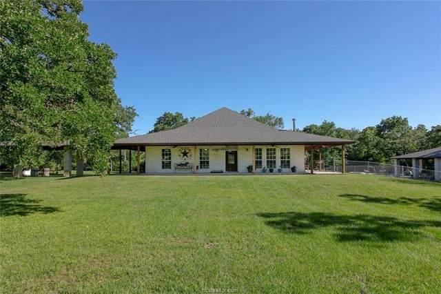 9407 Taylor Road, Bryan, TX 77808 (MLS #40560245) :: Guevara Backman