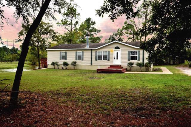36 Obannon Drive, Huntsville, TX 77320 (MLS #40565627) :: The SOLD by George Team