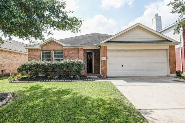 18023 Melissa Springs Drive, Tomball, TX 77375 (MLS #40590080) :: Connect Realty