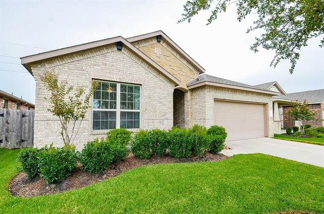 23714 San Barria Drive, Katy, TX 77493 (MLS #40593016) :: The Queen Team