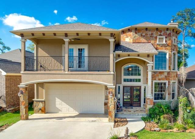 12329 Pebble View Drive, Conroe, TX 77304 (MLS #40595297) :: The Queen Team