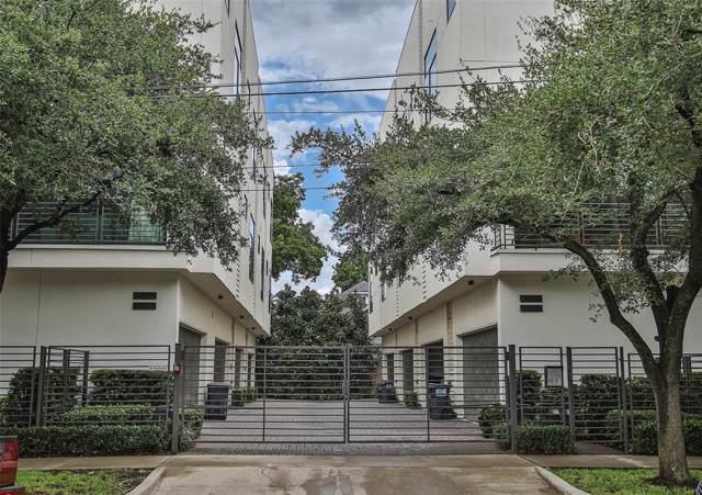 1004 California Street #204, Houston, TX 77006 (MLS #40601823) :: The Heyl Group at Keller Williams