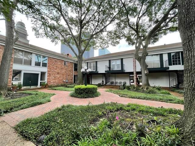 3400 Timmons Lane #69, Houston, TX 77027 (MLS #40613418) :: Parodi Group Real Estate