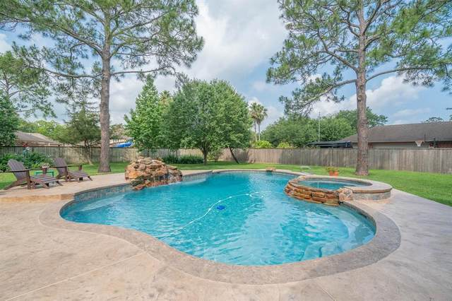 206 Pine Willow Court, Friendswood, TX 77546 (MLS #40617125) :: Rachel Lee Realtor