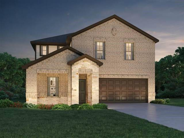 12911 N Winding Pines Drive, Tomball, TX 77375 (MLS #40617298) :: Guevara Backman