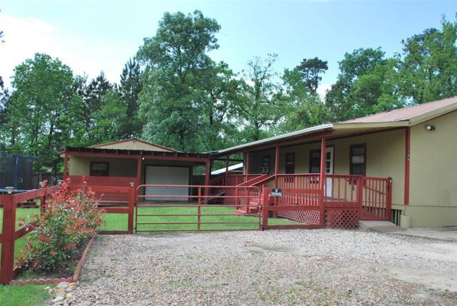 156 Redbird Drive, Trinity, TX 75862 (MLS #40618903) :: The Home Branch