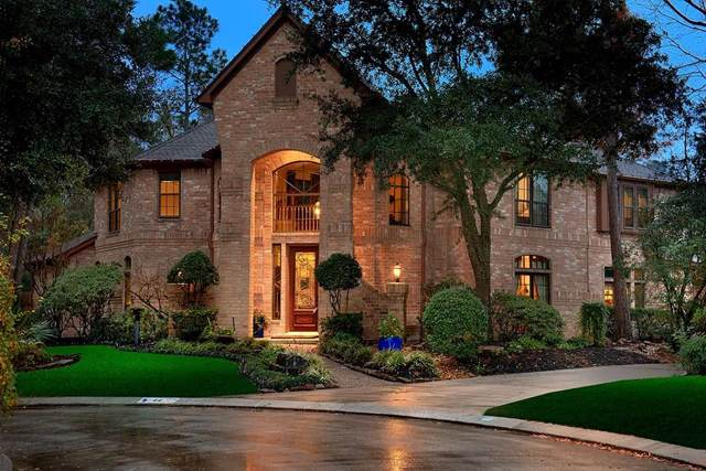 44 Dovewood Place, The Woodlands, TX 77381 (MLS #40623463) :: Ellison Real Estate Team