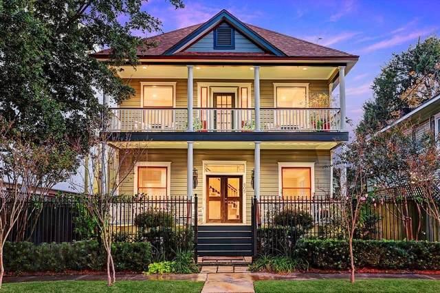 605 Hyde Park Boulevard, Houston, TX 77006 (MLS #40624052) :: Green Residential