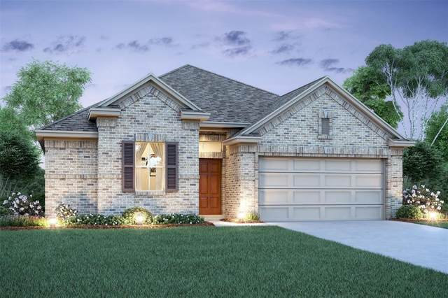 1845 Belle Place, Alvin, TX 77511 (MLS #40629044) :: The Freund Group