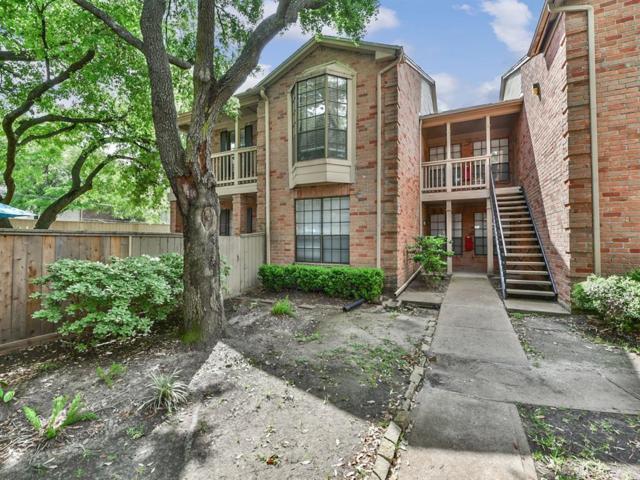 2255 Braeswood Park Drive #186, Houston, TX 77030 (MLS #40637965) :: Texas Home Shop Realty
