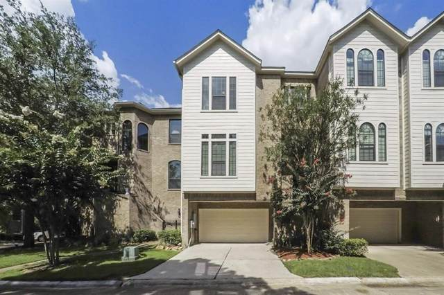 12626 Briar Patch Road, Houston, TX 77077 (MLS #40640442) :: The Freund Group