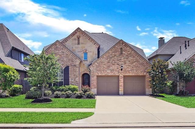 13121 Stoneleigh Terrace Drive, Houston, TX 77077 (MLS #40653666) :: The Parodi Team at Realty Associates
