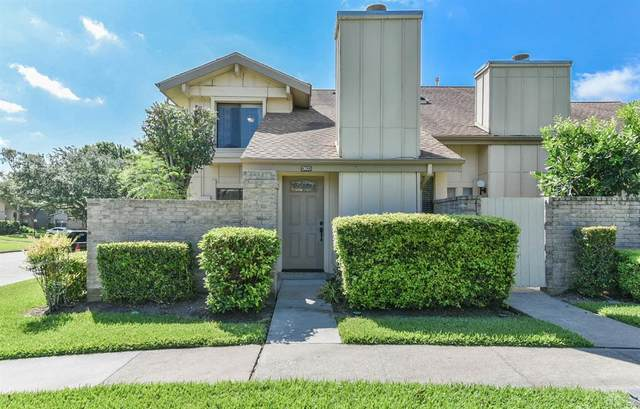 13603 Garden Grove Court #401, Houston, TX 77082 (MLS #40656507) :: The SOLD by George Team