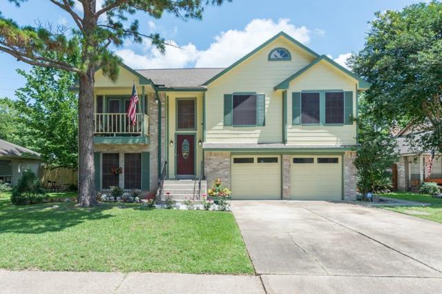 15338 Pebble Lake Drive, Houston, TX 77095 (MLS #40657935) :: Keller Williams Realty