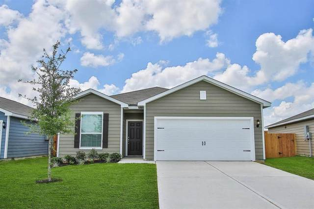 24164 Wilde Drive, Magnolia, TX 77355 (MLS #40682660) :: My BCS Home Real Estate Group