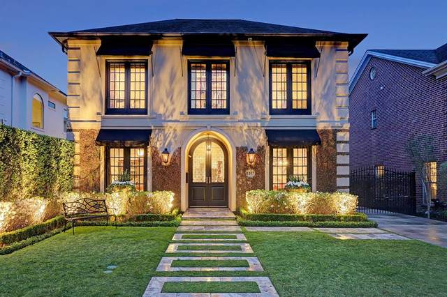 6317 Sewanee Avenue, Houston, TX 77005 (MLS #40684001) :: Ellison Real Estate Team