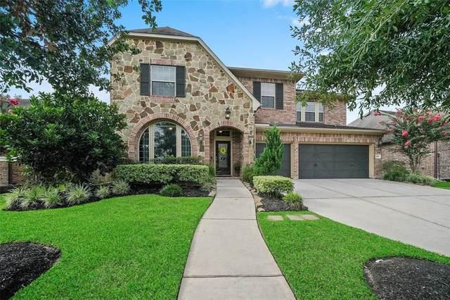 8110 Caroline Ridge Drive, Humble, TX 77396 (MLS #40696429) :: Christy Buck Team