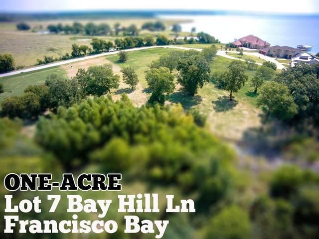 Lot 7 Bay Hill Lane, Kerens, TX 75144 (MLS #40712409) :: Bray Real Estate Group