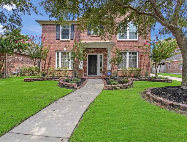 7015 Sunflower Grove Drive, Humble, TX 77346 (MLS #40723396) :: The Heyl Group at Keller Williams
