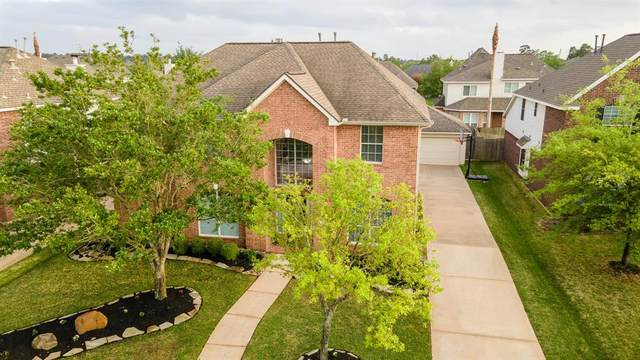 12819 Mossy Ledge Drive, Tomball, TX 77377 (MLS #40729331) :: Green Residential