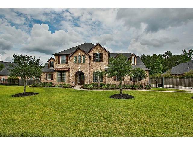 13235 Sonali Springs Drive, Conroe, TX 77302 (MLS #40733930) :: The Heyl Group at Keller Williams