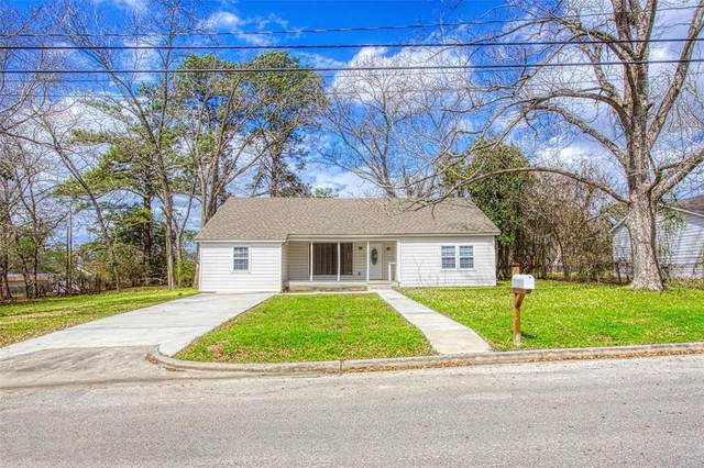824 W Calhoun Street, Livingston, TX 77351 (MLS #40734444) :: Ellison Real Estate Team
