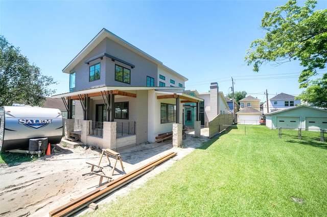 603 E 26th Street, Houston, TX 77008 (MLS #40734822) :: Ellison Real Estate Team