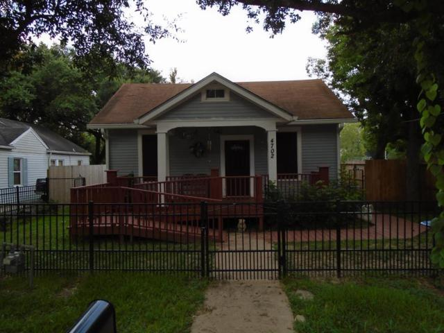 4702 Nevada Street, Dickinson, TX 77539 (MLS #4073630) :: Texas Home Shop Realty