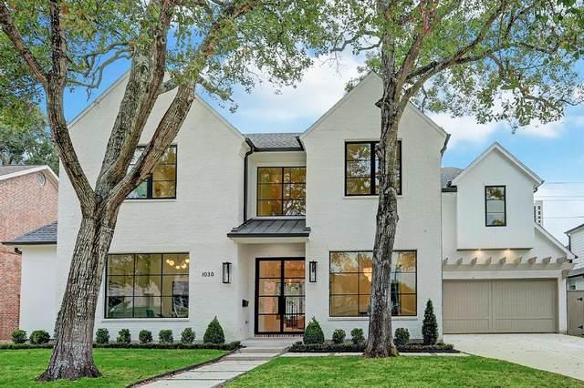 1030 Briar Ridge Drive, Houston, TX 77057 (MLS #40738238) :: The Sansone Group