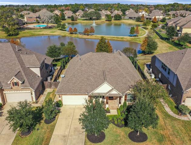 5914 Verde Place Lane, Katy, TX 77493 (MLS #40748793) :: Caskey Realty