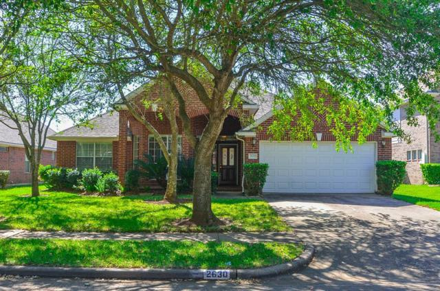 2630 Plantation Hollow Court, Missouri City, TX 77459 (MLS #40772280) :: The SOLD by George Team